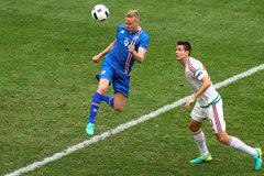 Video bàn thắng Iceland 1-1 Hungary