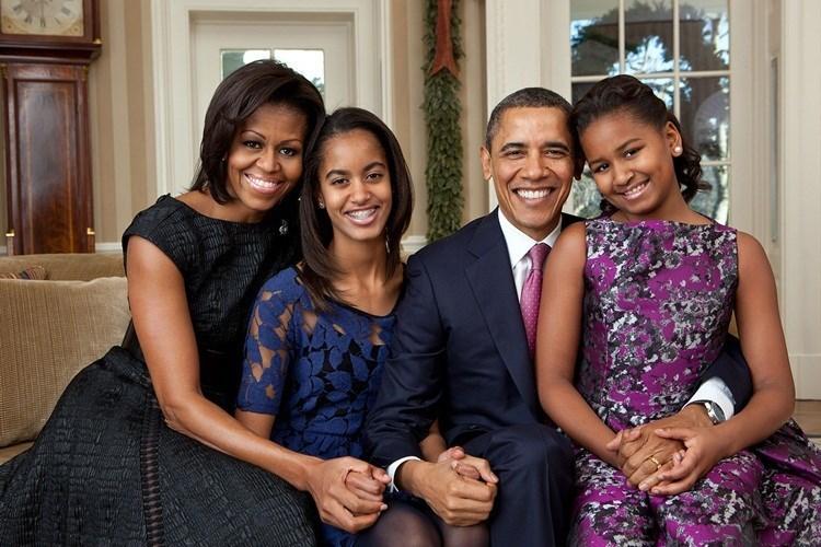 Obama rớt nước mắt nói về Ngày của Cha