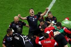 Hạ gục Romania, Albania giành chiến thắng lịch sử
