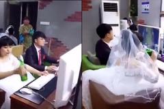 10 clip 'nóng': Tân hôn kỳ quái của vợ chồng game thủ