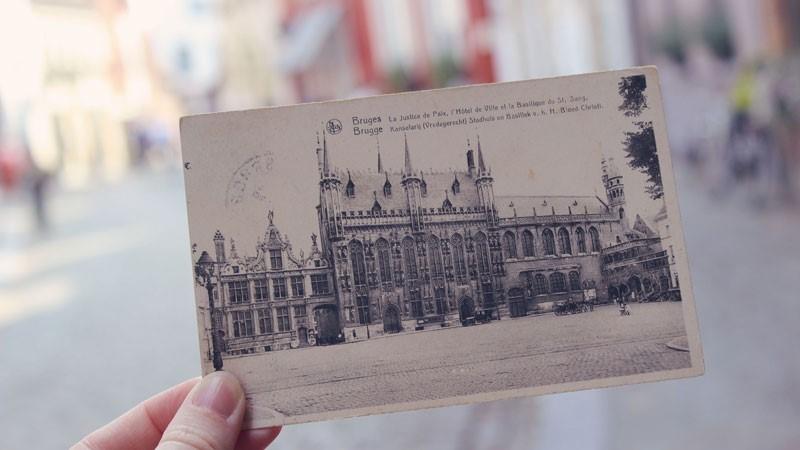 Bruges - thành phố cổ tích ở châu Âu
