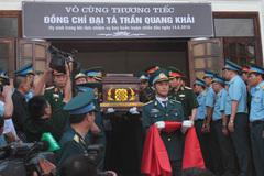 Đại tá Trần Quang Khải đã để lại danh thơm Bộ đội Cụ Hồ
