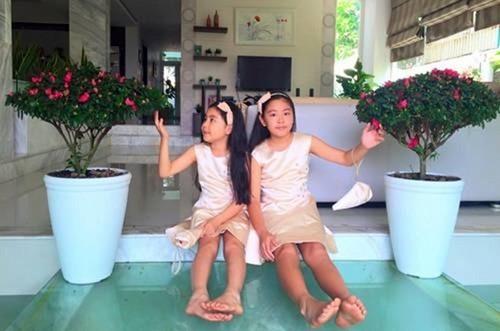 Khu vườn xanh mướt mắt trong căn biệt thự 21 tỷ của MC Quyền Linh