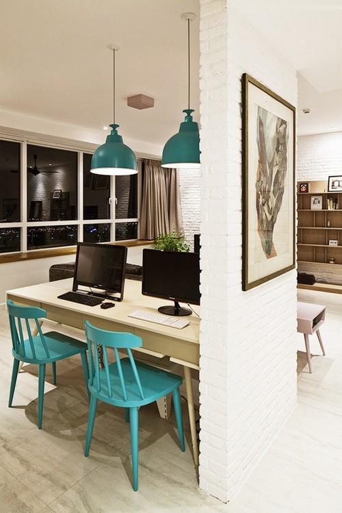 căn hộ phong cách Tây ở Sài Gòn, bất động sản Sài Gòn, thiết kế căn hộ, nhà đẹp