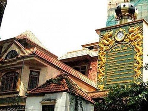 Biệt thự hơn 100 tỷ đồng của Ngọc Sơn bị chê khó hiểu - VietNamNet