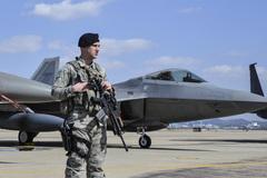 IS định ra tay tàn độc với căn cứ quân sự Mỹ