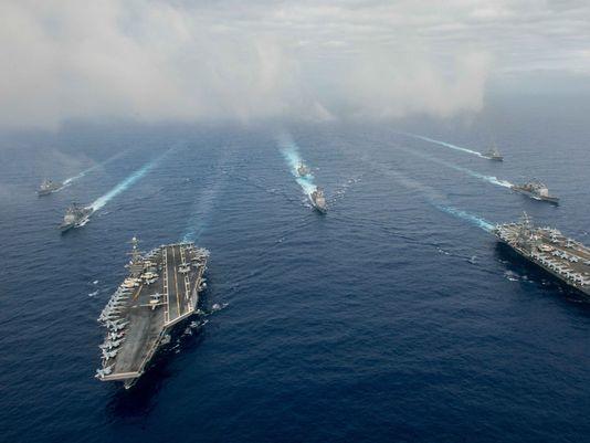 Indonesia đụng độ TQ ở Biển Đông