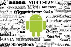 Cách biến chữ viết tay thành font chữ trên máy Android