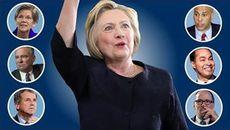 Ai sẽ là 'phó tướng' sáng giá của Hillary?