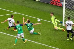 Video bàn thắng Bắc Ai Len 0-1 Đức