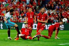 Video bàn thắng CH Séc 0-2 Thổ Nhĩ Kỳ