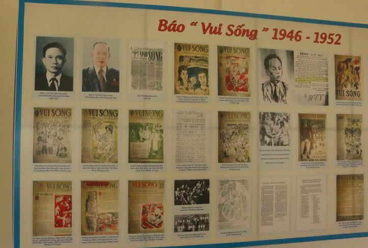 70 năm tờ báo khiến dân vui, bộ đội khỏe