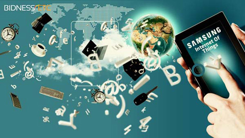 Quyết 'ăn thua' với IoT, Samsung đầu tư cả tỉ USD