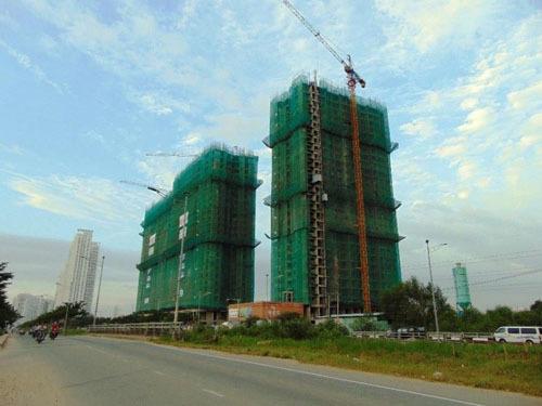 mua nhà, mua căn hộ chung cư, dự án The Harmona, chủ đầu tư thế chấp dự án