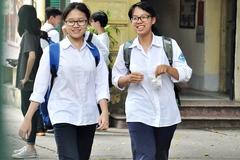 Hà Nội: Trường THPT thứ 2 công bố điểm chuẩn lớp 10
