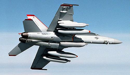 máy bay tác chiến điện tử