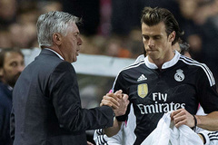 "Ancelotti ""bắt cóc"" Gareth Bale về Bayern Munich"
