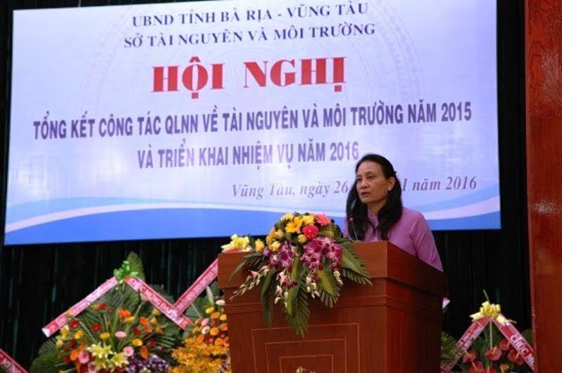 Bà Rịa - Vũng Tàu phản hồi về GĐ sở xin nghỉ việc