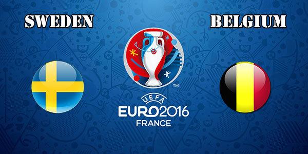 Link sopcast trực tiếp Thụy Điển vs Bỉ 02h00 ngày 23/6