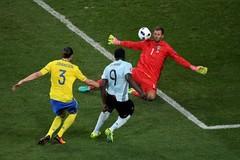Video bàn thắng Bỉ 1-0 Thụy Điển
