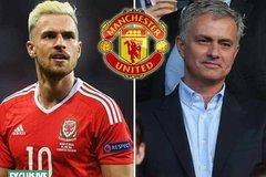 Mourinho âm mưu cuỗm Ramsey của Arsenal