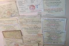 Mất giấy tờ xe, xe không chính chủ, đăng ký lại thế nào?