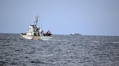 Đội tìm kiếm Casa 212 tìm thấy 1 thi thể trên biển