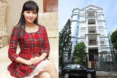 Không chỉ nhà 100 tỷ, Trang Nhung còn có vườn rau sạch đáng mơ ước