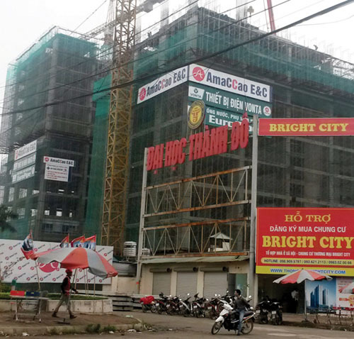 dự án Bright City, nhà ở xã hội, gói 30.000 tỷ