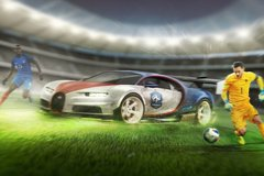 Những mẫu xe đặc trưng cho từng đội bóng tại Euro 2016