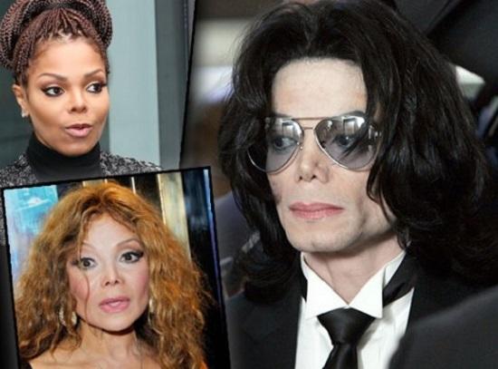 Michael Jackson, Janet Jackson, LaToya Jackson, ông hoàng nhạc pop, scandal, dâm ô trẻ em