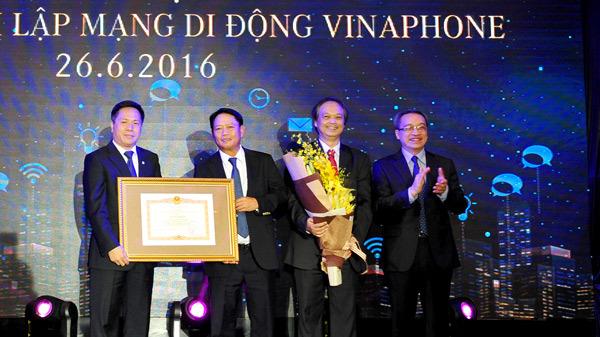 VinaPhone, 20 năm thành lập, phát triển, thành tựu, kỷ niệm,