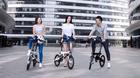 Mẫu xe đạp điện gập gọn cực tiện lợi