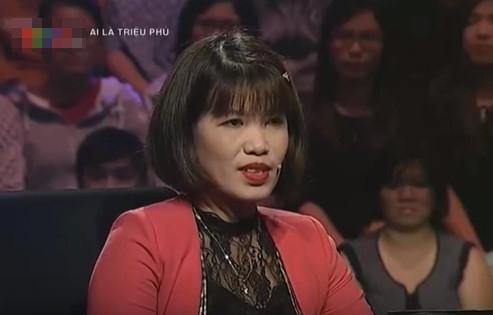 Lại tranh cãi dữ dội về cô hiệu trưởng thi 'Ai là triệu phú'