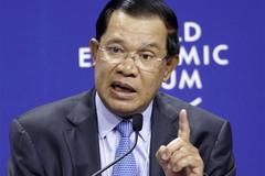 Đảng cầm quyền Campuchia không ủng hộ phán quyết về Biển Đông