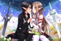 """Đắm chìm với ca khúc tình yêu đầy lãng mạn """"Ngày em đi"""" trong anime Sword art online"""
