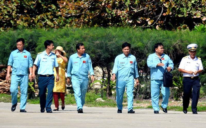 Máy bay CASA 212 mất tích, thượng tá Nguyễn Đức Hảo, Lữ đoàn 918
