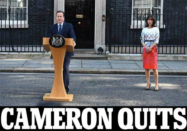 từ chức, Brexit, Thủ tướng, Anh