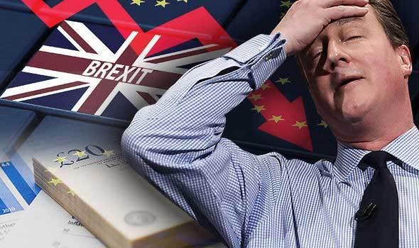 Kế hoạch, hậu Thủ tướng, David Cameron , Brexit, rời EU