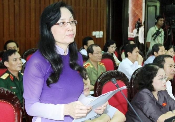 Bà Rịa - Vũng Tàu: Chưa nhận đơn nghỉ việc của nữ GĐ Sở