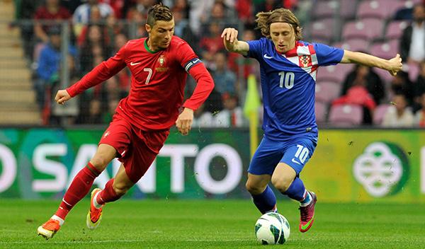 Kèo Croatia vs Bồ Đào Nha: Modric bắt vía Ronaldo