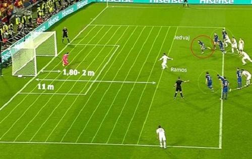 UEFA thừa nhận: Sai quả 11m trận Croatia hạ Tây Ban Nha