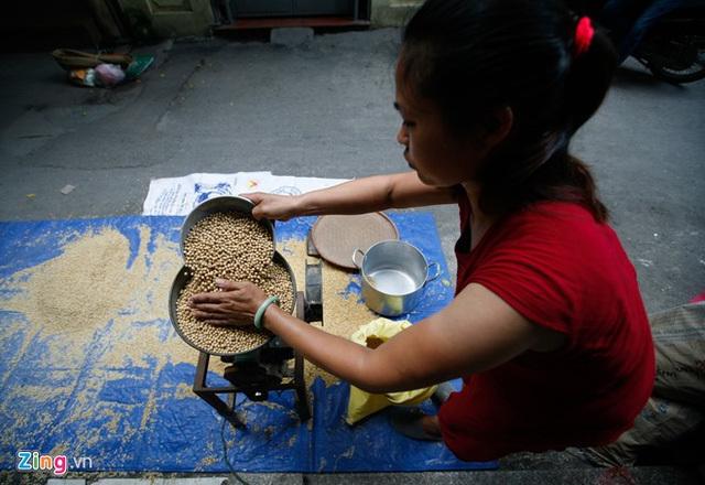 làng nghề tào phớ, óc đậu, tào phớ hà nội, đậu hũ, an phú, sản xuất tào phớ