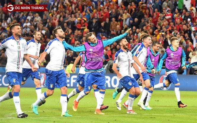 BLV Quang Huy: Italia sẽ chơi ra trò ở vòng knock-out