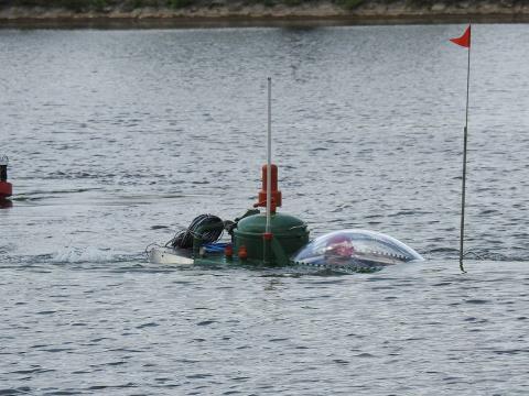 Tầu ngầm Hoàng Sa vượt qua kỳ sát hạch Bộ Quốc phòng