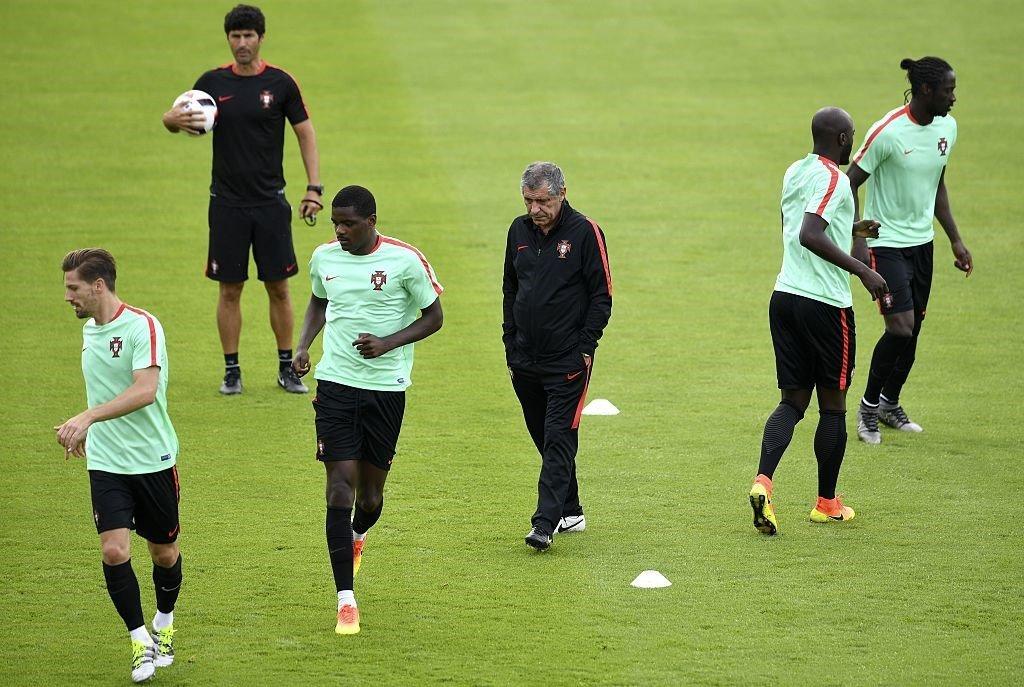 Xem Ronaldo và đồng đội 'luyện công' trước trận gặp Croatia
