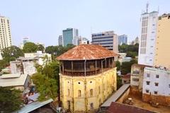 Đập bỏ 7 thủy đài khổng lồ bỏ hoang 50 năm ở Sài Gòn