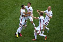 Video bàn thắng Thụy Sĩ 1-1 Ba Lan (pen 4-5)