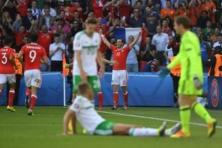 Video bàn thắng Bắc Ailen 0-1 Xứ Wales