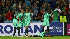 Ronaldo tịt ngòi, Bồ Đào Nha ăn may phút cuối